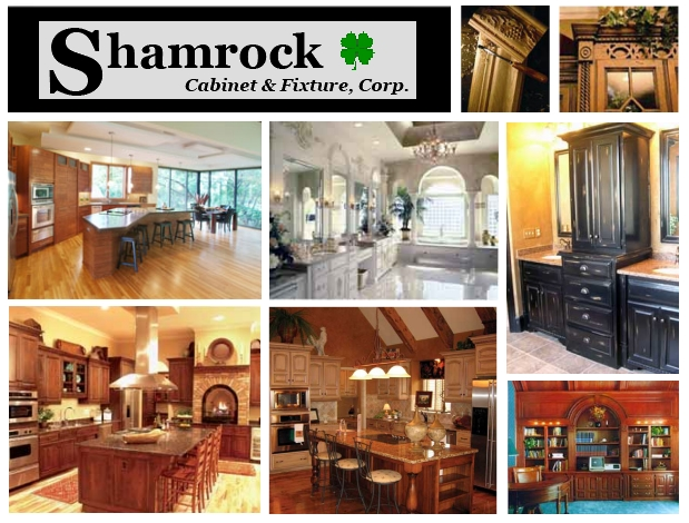 Exceptional The Shamrock Cabinet Skilled Craftsmen And Artisanu0027s Design And Craft Each  Custom Made Handcrafted Solid Wood Product With Attention And Care.